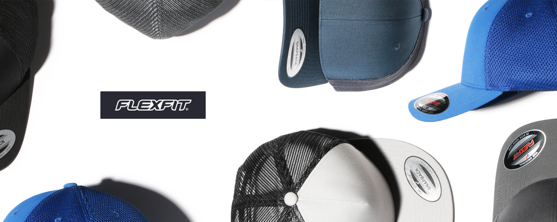 flexfit caps header image