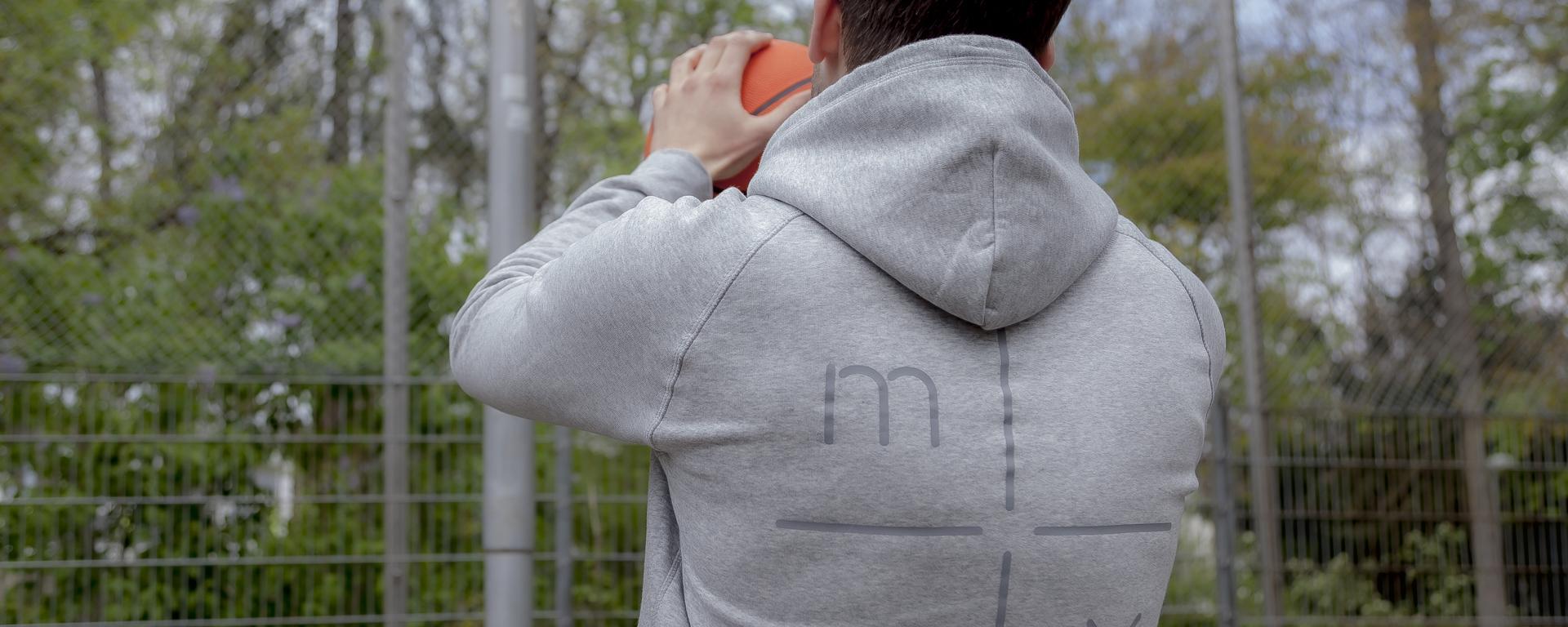finest selection ac8ef f74dc Hoodie bedrucken lassen, einfach und schnell ! Meyni Textil ✂
